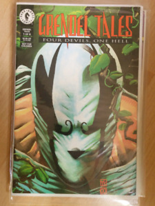 Grendel tales #1 and #2
