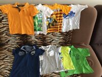 Bundle of clothes for 4-5 years old boy