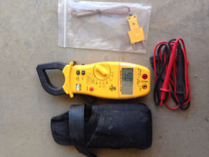 """electrical tools & testers, 48"""" drill bit, etc"""