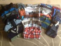 Boys Kids Clothes Selection Bundle Age 9 Next Flipback Duffer St George Karrimor Gap M&S