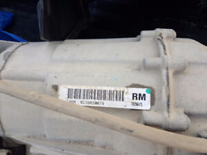 2008 to 2011 chevy/ gmc 2500 transfer case
