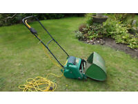 Qualcast electric lawnmower - good working order