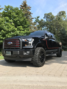 2017 Ford F-150 Lariat Special Edition - Heavily Upgraded