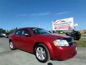2009 Dodge Avenger SXT! CERTIFIED!