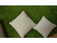 Alexander rose pillows