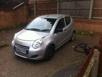 SUZUKI ALTO SZ3 1.0 PET, NEW CLUCH , 29500 MILLAGE , 20£ YEAR ROAD TAX CAT D