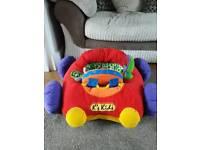 Go go sit me up toy car