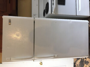 Fridgiaire Fridge and Westinghouse Stove for sale