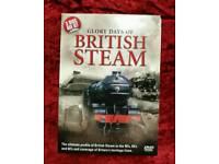 Dvd British steam box set
