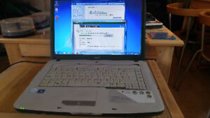 Ordinateur portable Acer aspire 5315