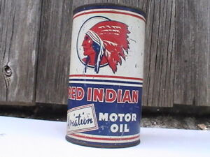 Red Indian Motor Oil, Cdn Butter Box . Black Cat Tobacco Can,..