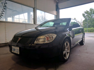2010 Pontiac G5 Coupe LOW KM 5 Speed