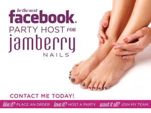 Jamberry Nail Products