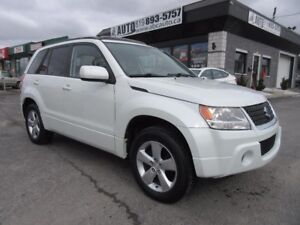 2009 Suzuki Grand Vitara JLX 4x4 Sunroof Leather Heated Seats