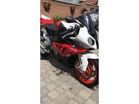 2012 Bmw 1000rr road bike not track race bike