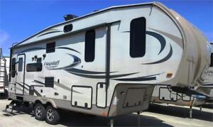 Easy to Tow lightweight 24 ft. Flagstaff 5th wheel REDUCED!