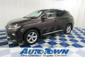 2013 Lexus RX 350 AWD/COOLED MEMORY SEATS/REAR VIEW CAM/SUNROOF