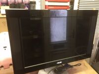 monitor 19 widescreen with stereo ASUS top of the range glossy screen