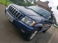 Jeep Grand Cherokee 2001 Auto full service history part exchange welcome