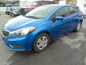 2014 KIA FORTE Automatic.air,power group 69 bi weekly payments
