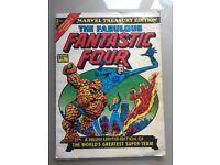 Fantastic 4 Marvel Treasury Edition 1974