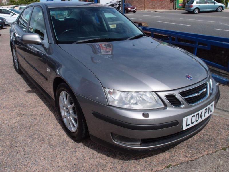 2004 04 SAAB 9-3 2.0 ARC T 4D AUTO 150 BHP