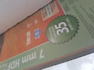 525 sq feet 7mm ac3 laminate for sale