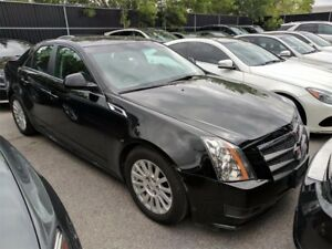 2011 Cadillac CTS LEATHER, ULTRAVIEW P
