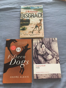 English 103 Books- 30$ for all 3