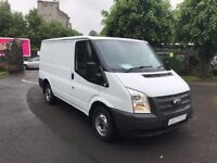 2013 Ford Transit 260 SWB, 55,000 miles, FSH, 1 Company Owner.