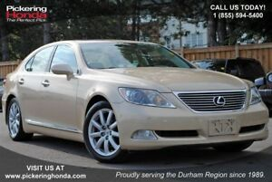 2008 Lexus LS 460 Base LEATHER SUNROOF NAVI