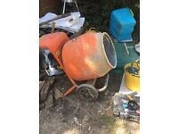 Cement mixer for sale!!