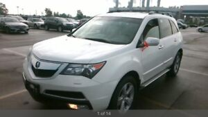 2010 Acura MDX only 158000km. Mint condition