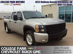 2008 Chevrolet Silverado 1500 LT  V-8 5.3 4x4, 3.73 locking rear