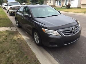 2010 Toyota Camry EXL 4DR automatic **fully loaded**