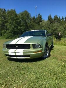 2005 Mustang low mileage Coupe Deluxe