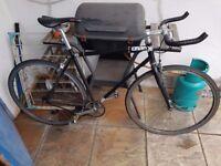 Charge Plug 1 Chromo Road Bike singlespeed/fixie