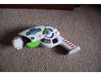 Buzz Lightyear Infinity Blaster Toy