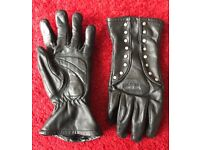 Harley Davidson ladies gloves