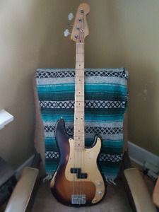 Fender Road Word 50's P-Bass