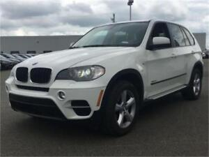 2011 BMW X5 35i XDRIVE (CUIR, TOIT PANO, NAVI, AIR, MAGS, FULL)