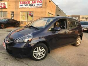 2008 Honda Fit AUTOMATIC-117,000 KMS- 1 OWNER
