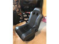 X-Rocker gaming chair