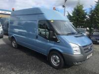 Ford Transit 2.4TDCi Duratorq ( 115PS 6 speed RWD T350L LWB 2010 60 Reg 1 owner