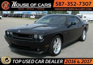 2010 Dodge Challenger R/T   / Navi / Leather /SunRoof