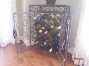 Rangement pour bouteilles de vin