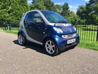 2005 Smart Fortwo 0.7 Coupe Pulse Automatic