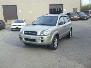2007 Hyundai Tucson GL 136000 kms