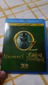 Oz Le Magnifique 3D