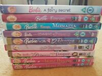 Barbie/Fairytopia DVD bundle